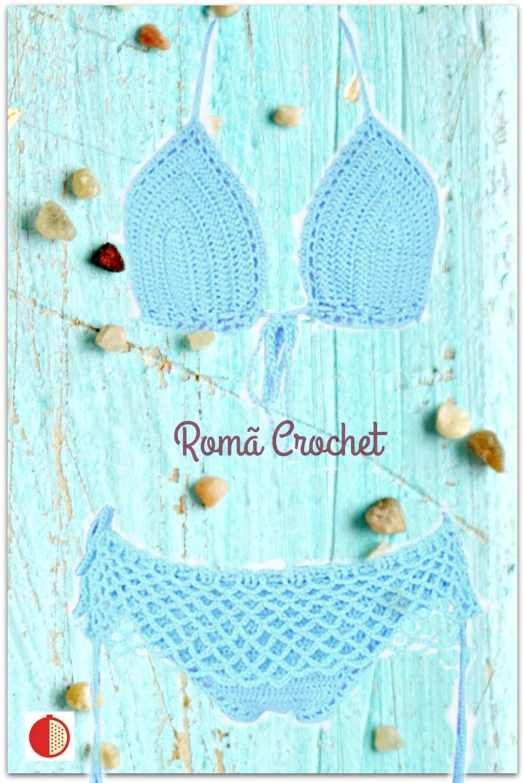 Crochet Bikini, Crochet swimsuit, Brazilian bikini, Swimwear, Blue Lace bikini, Honeymoon bikini, Made to order, Stardust Bikini, Bohemian - pinned by pin4etsy.com