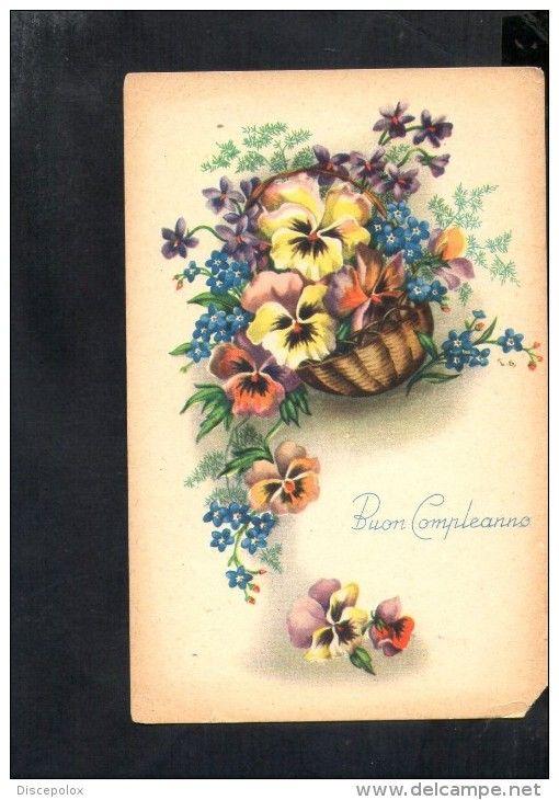 cartoline buon compleanno vintage - Cerca con Google