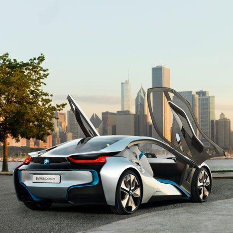 i8 Concept BMW