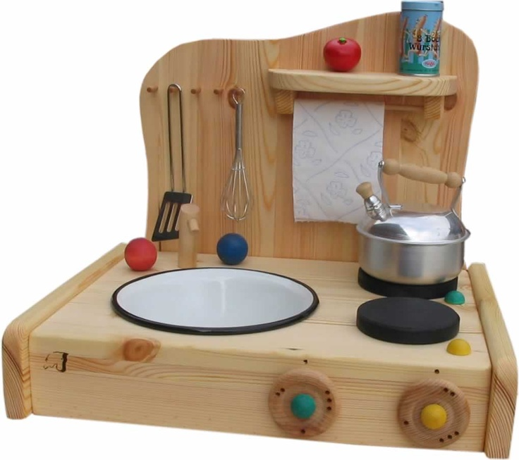 26 best images about spielkueche on pinterest for Play kitchen table