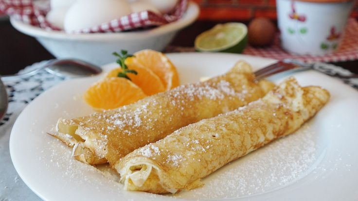 Authentic french crepes recipe as you will eat in Paris. Thin, crispy, easy to make and fill with anything you like such as jam, fruit, chocolate or cream.