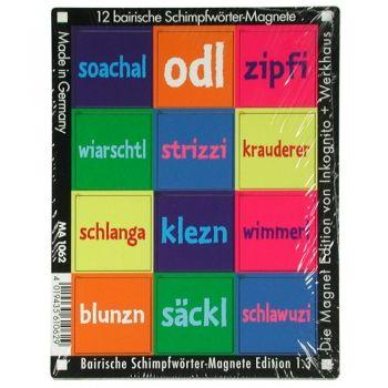 Werkhaus Shop - Bairische Schimpfwörter - Edition 1.3