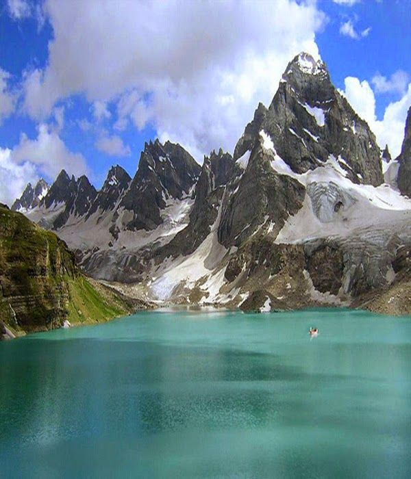 Chitta Katha Lake , Pakistan - Travel Pedia