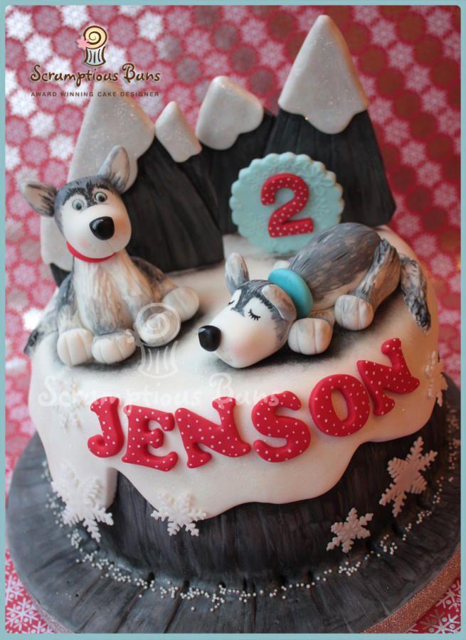 Mountain Huskies Delightful Fun Amp Interesting Cakes