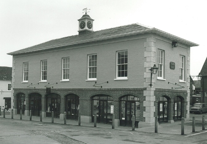 Alton Town Hall, England