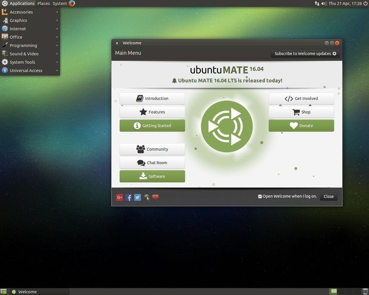 Martin Wimpress has announced the launch of Ubuntu MATE 16.04. The new version marks Ubuntu MATE's first long term support release and features an up to date MATE desktop environment as well as support for Ubuntu's Snappy command line package manager.