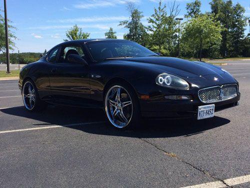2005 Maserati Cambiocorsa - Bristow, VA #0856709555 Oncedriven