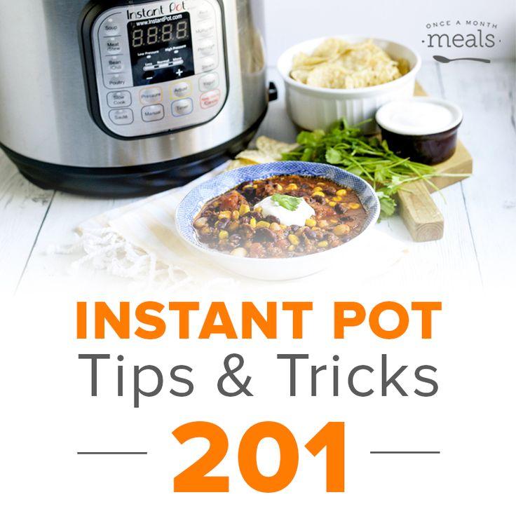 Instant Pot Tips & Tricks 201 - FB