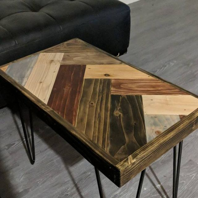 Wade Shiflett Added A Photo Of Their Purchase Table Barn Wood Decor Coffee Table