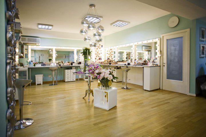Powder Room powered Alexandru Abagiu #beautydistrict #beautysalon, #fashion, #makeup, #hairstyle, #nailsart