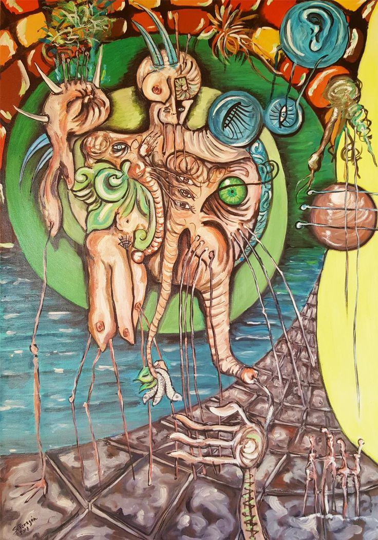 """Sergi Peragón: """"El Dios de las buenas cosas"""" (2008) - Subasta Real"""