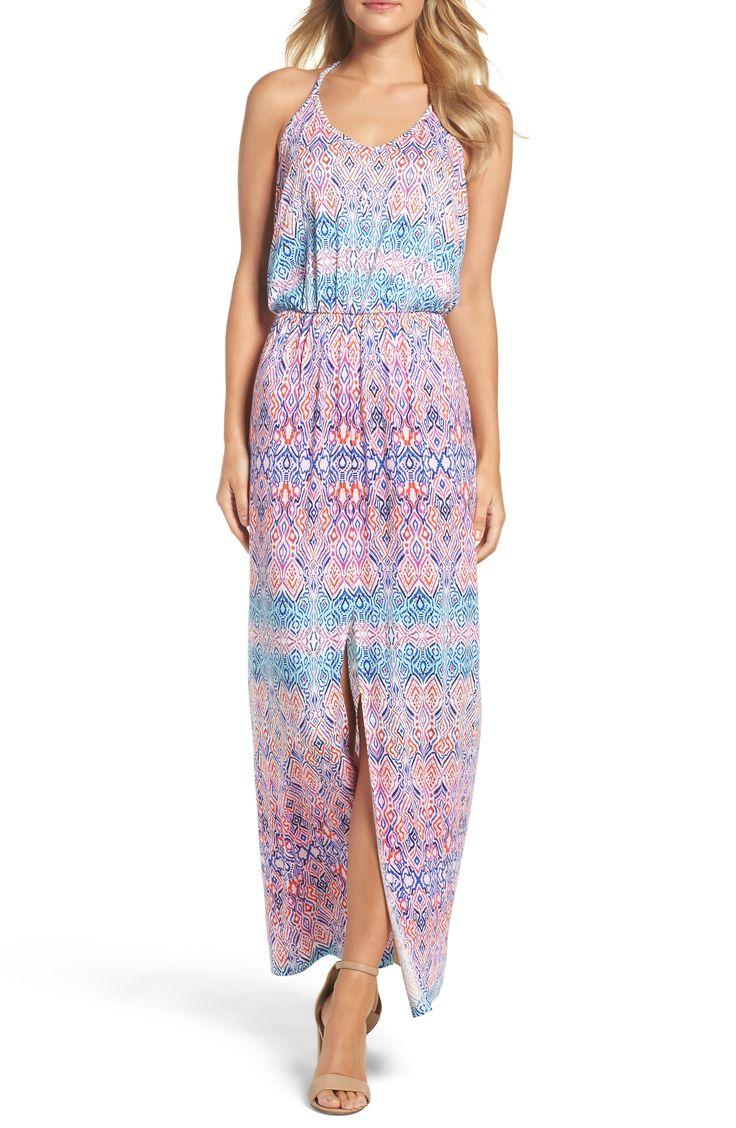 New Felicity Coco Jersey Maxi Dress (Regular Petite), Baby Pink fashion dress online. [$88]>>newtopfashion Shop fashion 2017 <<
