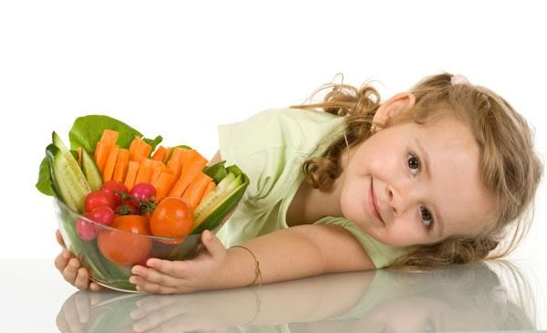 10 Ways to Promote Kids' Healthy Eating Habits