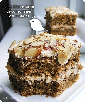 Jasmine Cuisine: Gâteau au café