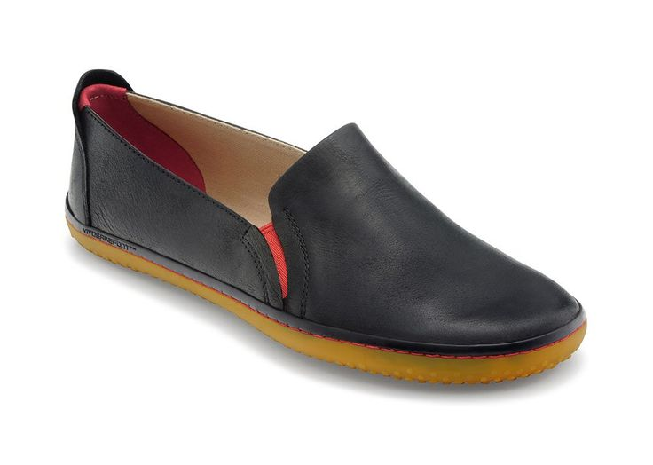 Vivobarefoot MATA II M Leather Black (2)