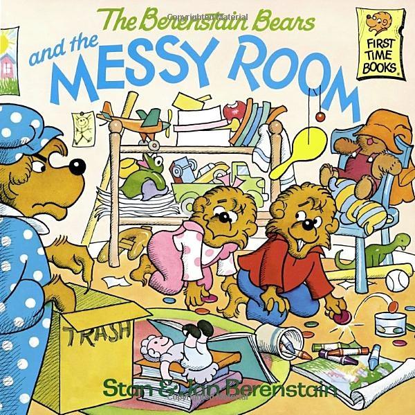 berenstain bears books