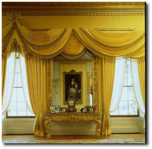 20 Chic Interior Designs With Yellow Curtains: 49 Best Regency Period C.1810-20 Images On Pinterest