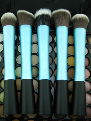 real techniques brushes dupe on ebay...literally go look at them they are all under $3 which is £2 :o