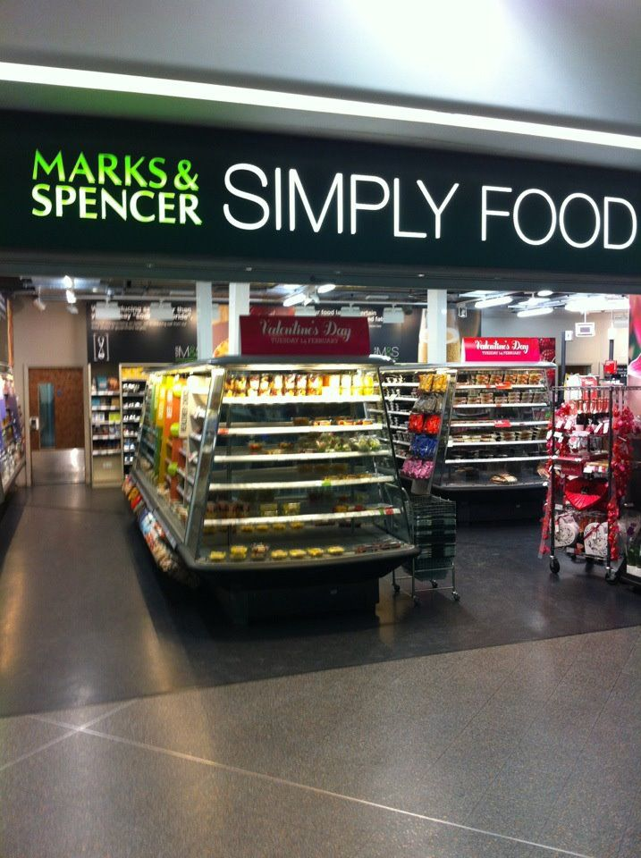 Marks & Spencer Simply Food, especially ready meals, lunch deals and wines :)