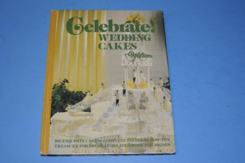 Celebrate Wedding Cakes Wilton HC Book