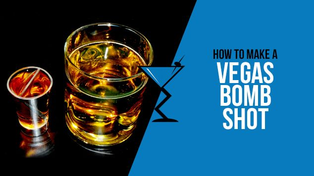 Vegas Bomb Shot #cocktails #shots #vegasbombshot #thelibationreport http://www.drinklab.org/vegas-bomb-shot/
