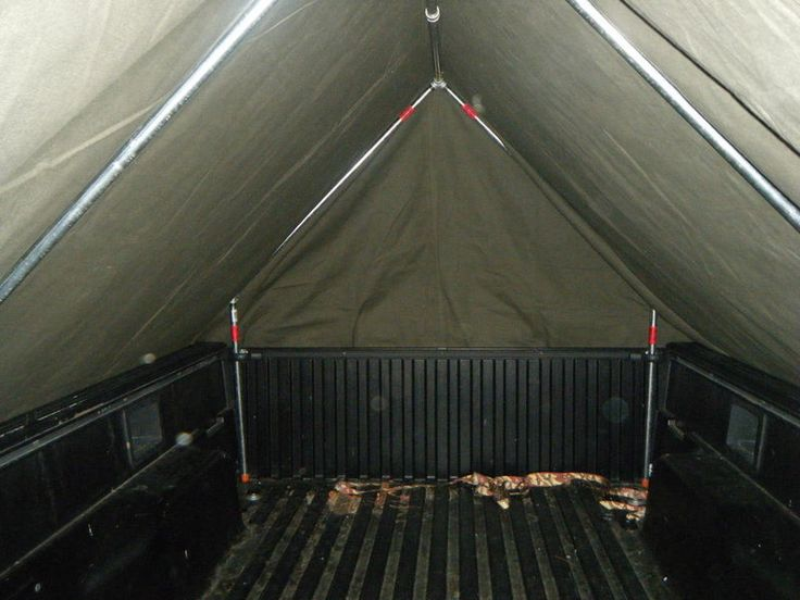 Diy Military Style Truck Bed Tent Under 300 Truck Tent