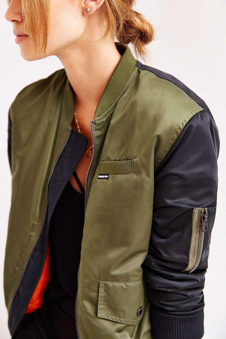 176 best Bomber jacket . images on Pinterest | Bomber jackets ...