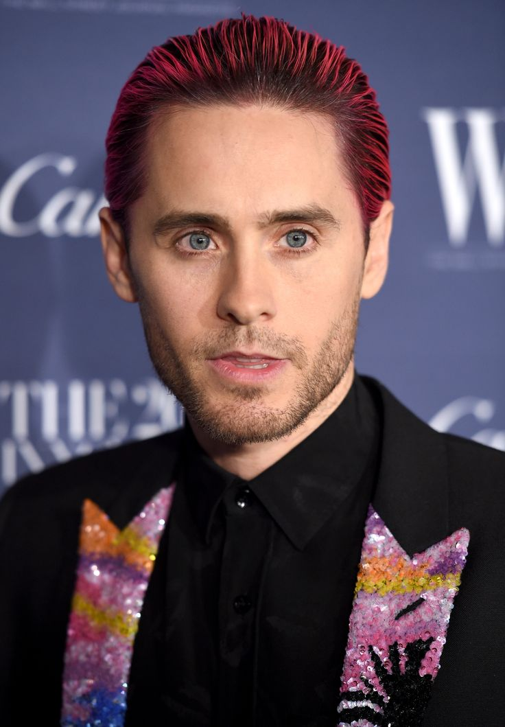 29 Celebrities who look so young they must be vampires: Jared Leto 2015