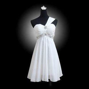 La nueva sección larga de champán mini vestido de dama de honor[LF130421022]