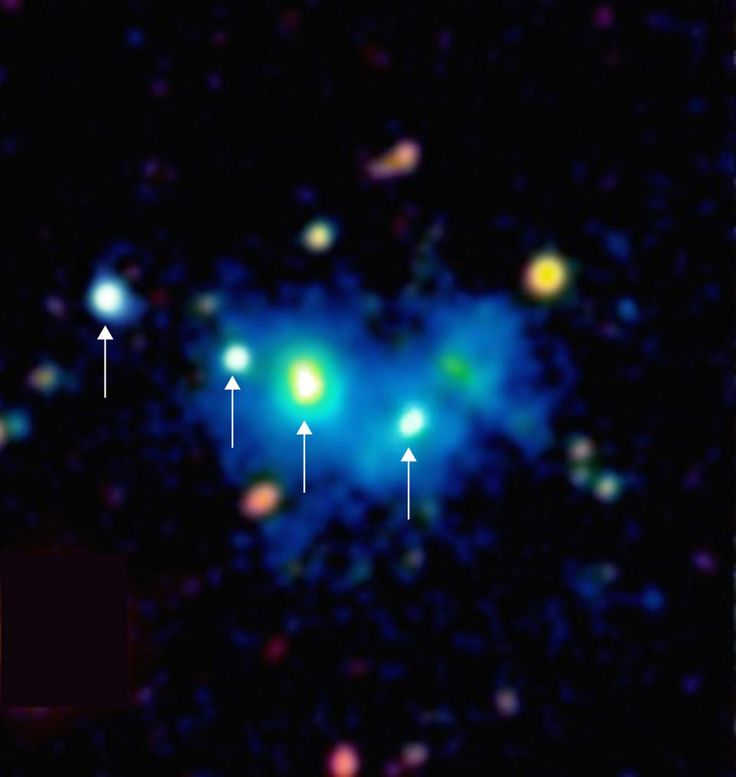 Quasars are normally very rare, well-separated objects 5/18/15