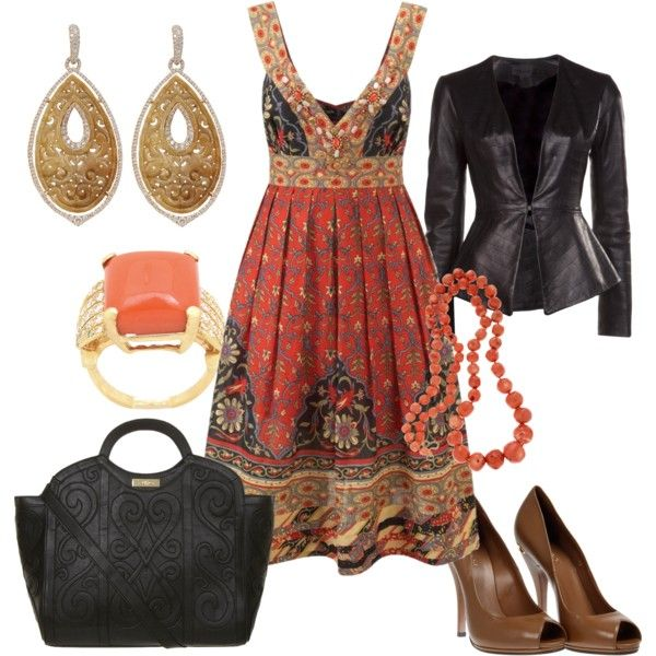 """bohemian"" by agnesvanliere on Polyvore"