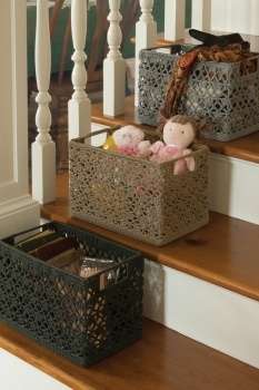 Wire Frame Basket       ♪ ♪ ... #inspiration_crochet #diy GB
