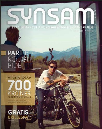 Synsam kundemagasin september 2013