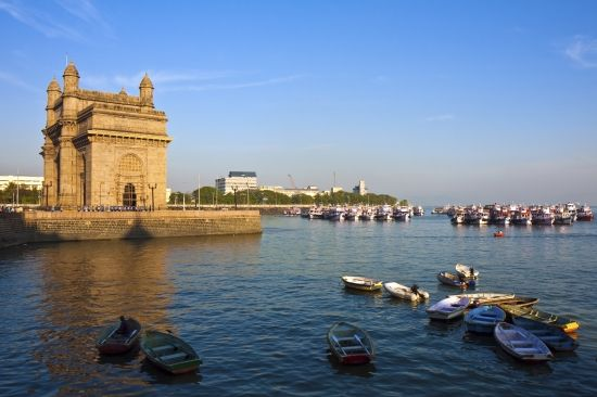 Mumbai, India. A #new port of call for #MSCOrchestra