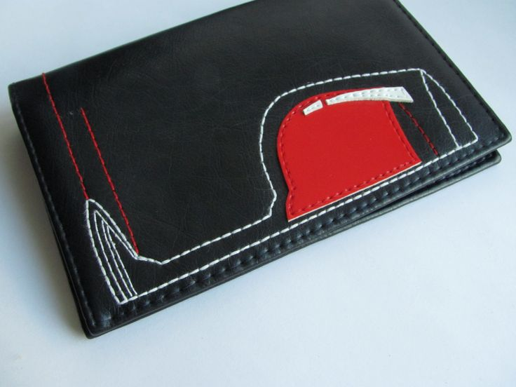 Обложка для паспорта в подарок сомелье