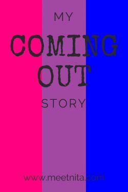 My Coming Out Story – Meet Nita