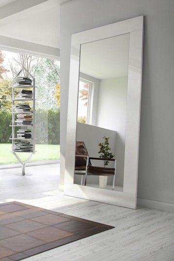 Norfolk White Mirror by modloft on @HauteLook