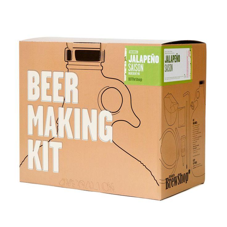 Beer Making Kit-  Sean