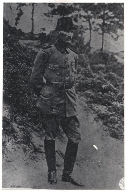 Çanakkale savaşı - Mustafa Kemal