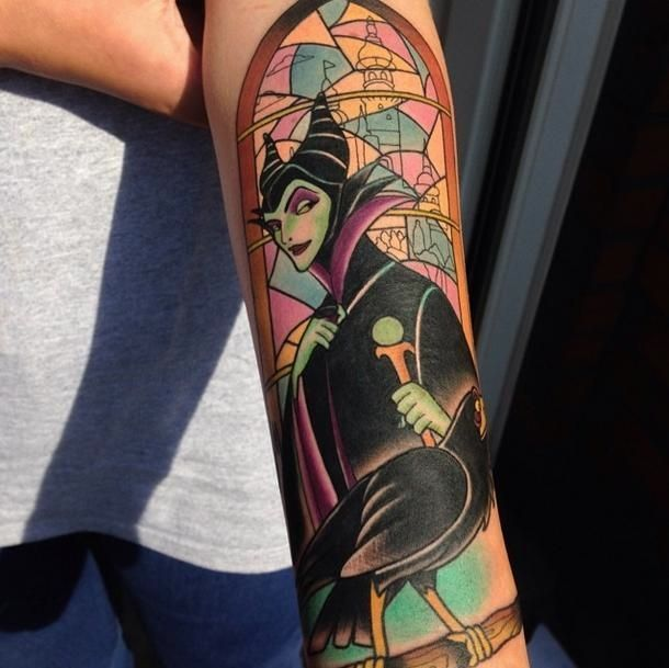 43 best walt disney maleficent tattoos images on pinterest