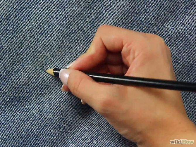 Make Distressed Jeans Step 2 Version 3.jpg