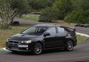 Mitsubishi Lancer Evolution X 2011
