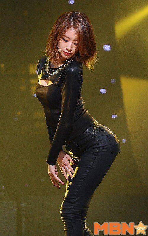 Jiyeon Number 9 live