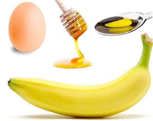 Si può usare anche sui capelli asciutti! E' il caso di una maschera nutriente che vi consiglio e che io ormai faccio da diverso tempo, utile soprattutto se volete dare volume ai vostri capelli sottili.  Per realizzarla, occorrono un uovo, mezza banana, un cucchiaio di miele, un cucchiaio di olio. Bisogna ridurre tutto in poltiglia (schiacciando gli ingredienti con una forchetta oppure frullandoli), in modo da poter stendere il composto sui capelli. Passata una mezz'oretta, potete lavare i…