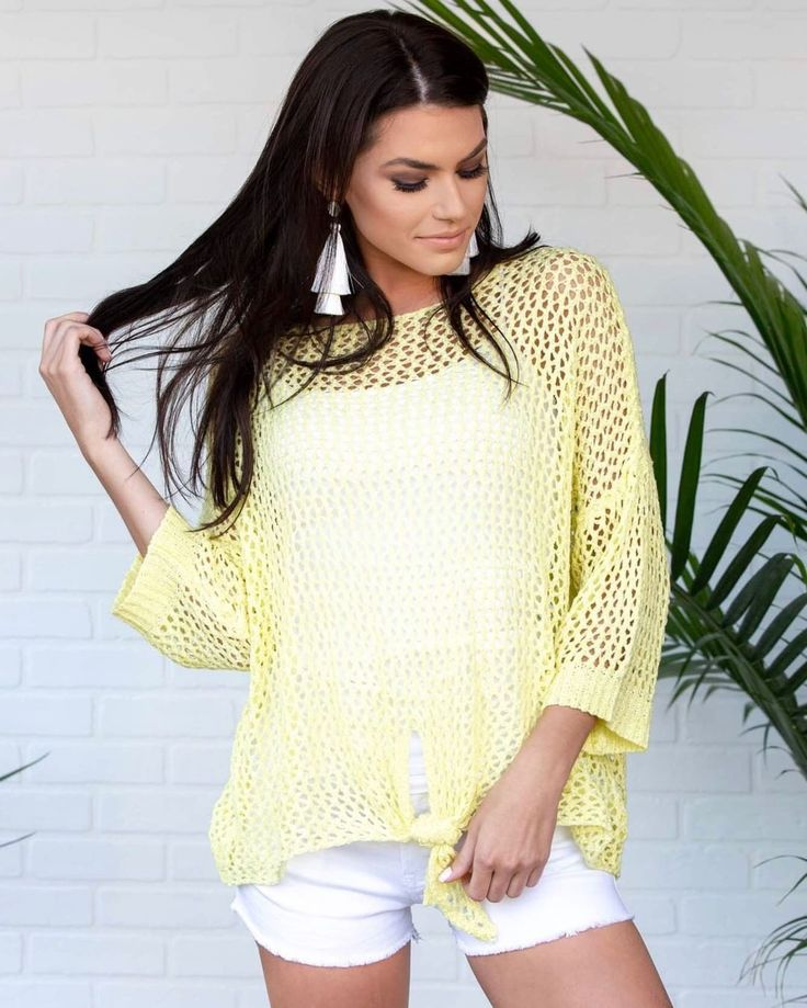 thegildedgarment posted to Instagram A Yellow so neon it