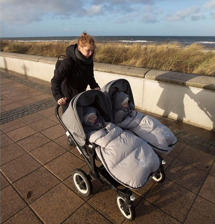 If you're getting ready to head out, be sure to snuggle up with the Bugaboo High Performance Footmuff to keep out the cold! ⛄  _ #bugaboo #bugaboodonkey #footmuff #highperformancefootmuff #stroller #pram #babystroller #baby #babystyle #babyshop #babylife #babygear #babystore #babyvillagestore #repost 📷 @supermagicalunicorntwins | @bugaboostrollers