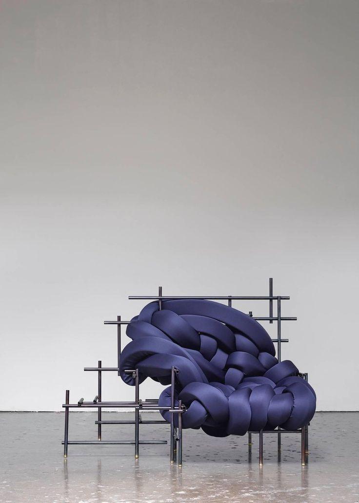 Lawless Lounge Chair, Evan Fay