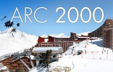 Les Arcs, Club Med.   By far my favorite place to ski.