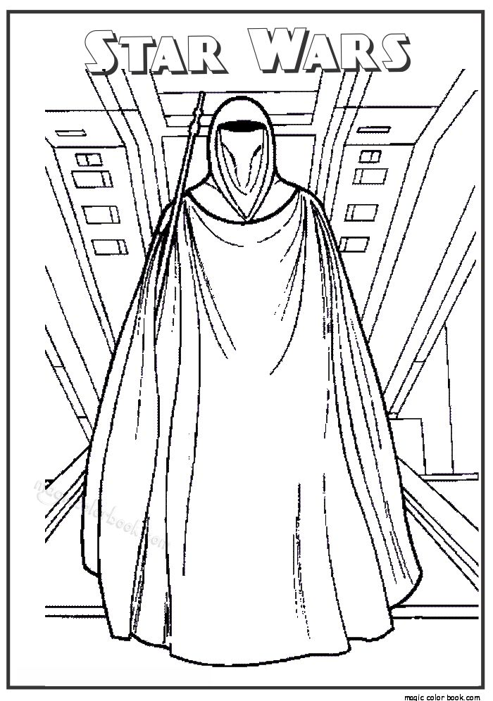 star wars free printable coloring pages 15 - Printable Coloring Pages Star Wars