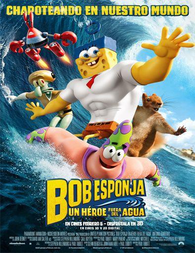Ver Bob Esponja: Un Héroe Fuera del Agua (2015) Online HD Gratis http://www.veopeliculasenlatino.com/